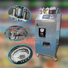 ZLD-A1 filling and capping machine