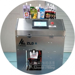 ZLD-A2 filling and capping machine